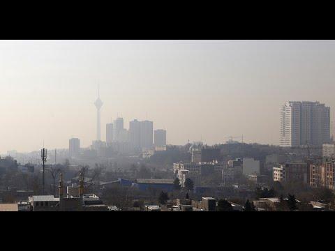 التلوث يتسبب في إقفال عدد من المدراس في طهران  - نشر قبل 4 ساعة