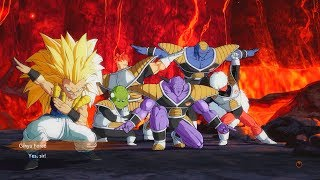 Gotenks and the Ginyu Force Strike Their Coolest Poses in Dragon Ball FighterZ