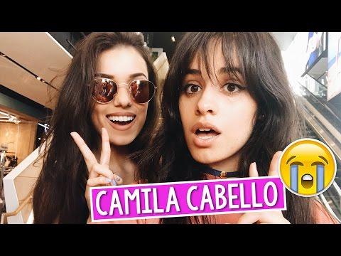 I MET CAMILA CABELLO !!! :O