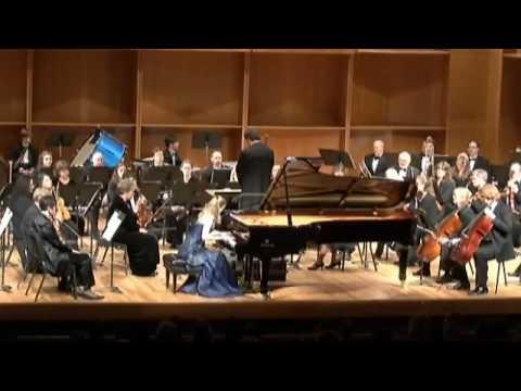 Liszt - Piano Concerto No.2 in A (Jamina Gerl) 2/3