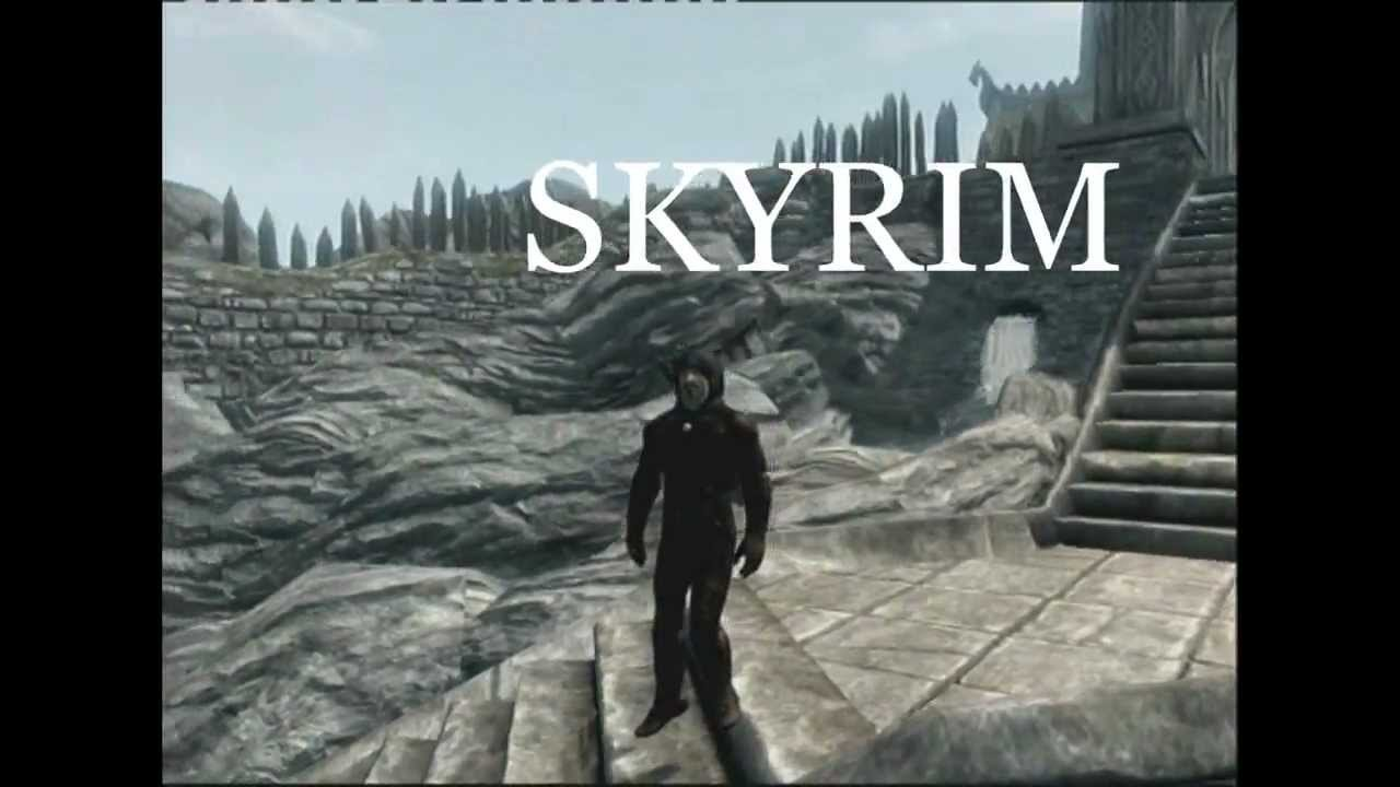 how to use ro in skyrim