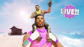 LATE NIGHT FORTNITE LMAO NAKON 100 GODINA | USE CODE MARKONIX #AD
