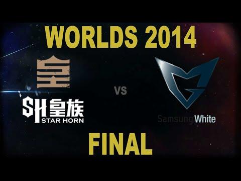 [2014 World Championship Finals] SHR Vs. SSW G3