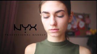 МІЙ ПЕРШИЙ GLITTER MAKEUP/ СЯЄМО РАЗОМ З ♡NYX♡