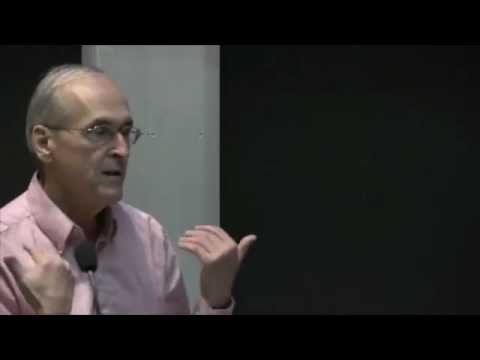 50 years of Linguistics at MIT, Lecture 9