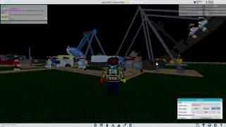 My own theme park! | Theme park tycoon 2 | Roblox