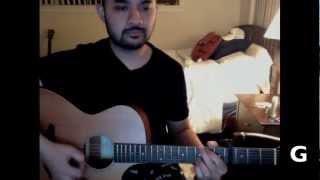 Patah Seribu - Minus One / Karaoke & Guitar Chords (by Shila Amzah)