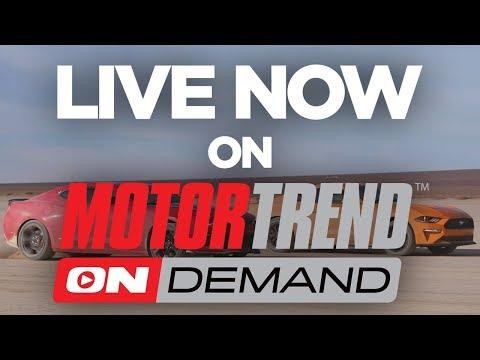 TEASER: 2018 Chevrolet Camaro SS 1LE vs. 2018 Ford Mustang GT - Head 2 Head Ep. 97