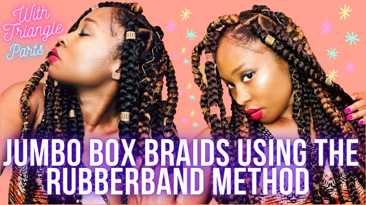 The Absolute Must Have Tips When Using The Box Braids Rubber Band