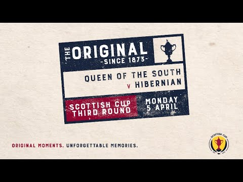 Queen Of South Hibernian Goals And Highlights