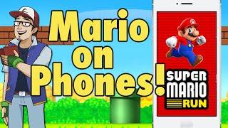 Super Mario on Phones!?