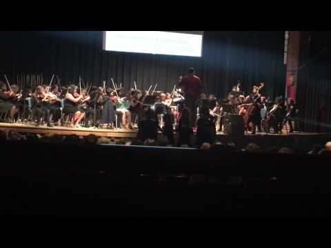 Old Mill Middle North (OMMN) Orchestra Spring 2017 Part 1