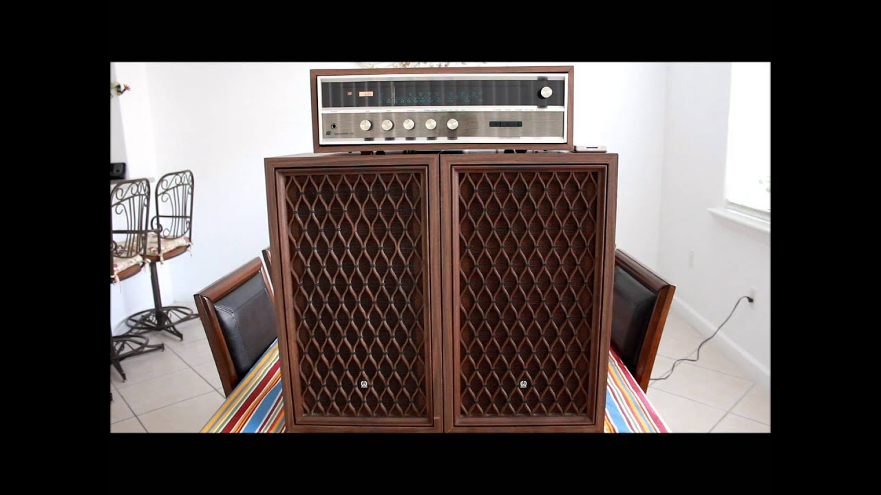 vintage pioneer model cs 66g speakers audio test youtube. Black Bedroom Furniture Sets. Home Design Ideas