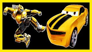 BumbleBee Transformers - Pretend Play Movie Toys