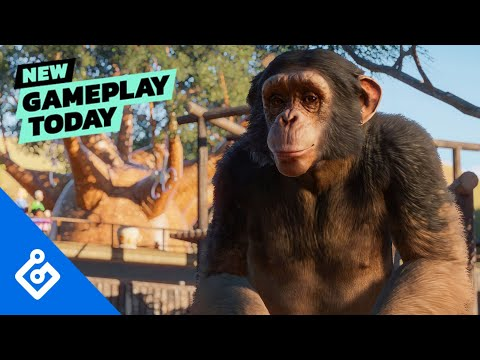 New Gameplay Today – Planet Zoo |
