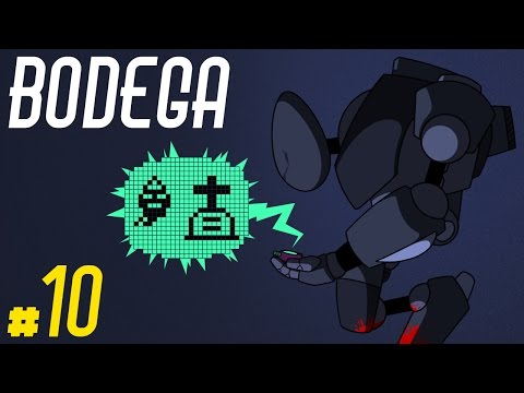 Bodega Part Diez [10] - Very Angry Robot Unit