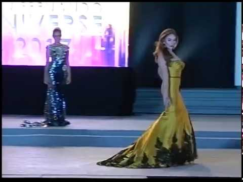 MISS GAY SAN FERNANDO UNIVERSE 2017 EVENING GOWN COMPETITION AND ELIMINATION ROUND
