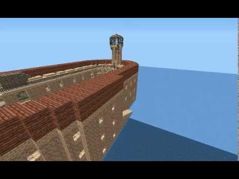 форт боярд майнкрафт - YouTube