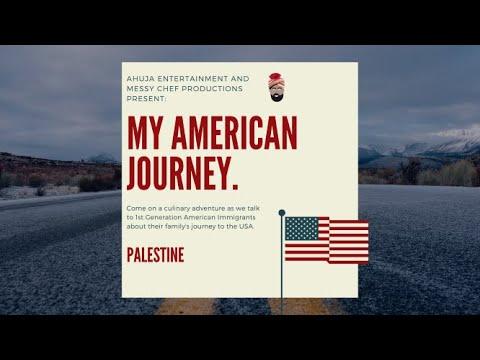 My American Journey – Palestine