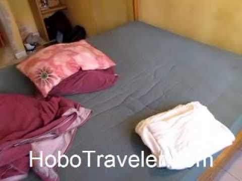 Travel Tip - Explaining Foam Mattress in Senegal or West Afr