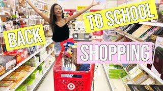 BACK TO SCHOOL SHOPPING VLOG 2018!
