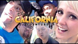 California Adventure Scavenger Hunt