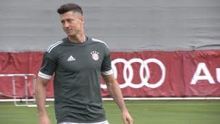 Wechsel vom FC Bayern zu Real Madrid? Das sagt Robert Lewandowski   SPORT1 TRANSFERMARKT