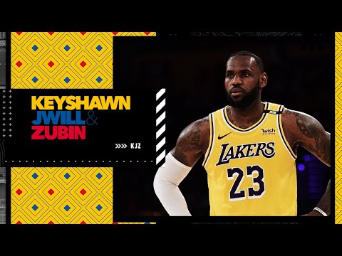 LeBron James has two years to win another title with the Lakers - Magic Johnson   KJZ