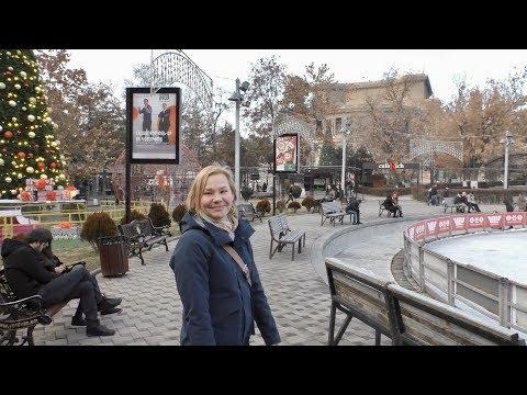 Ереван, 29.12.19, Su, Ёлки у Оперы, Гостья из Питера, Video-1