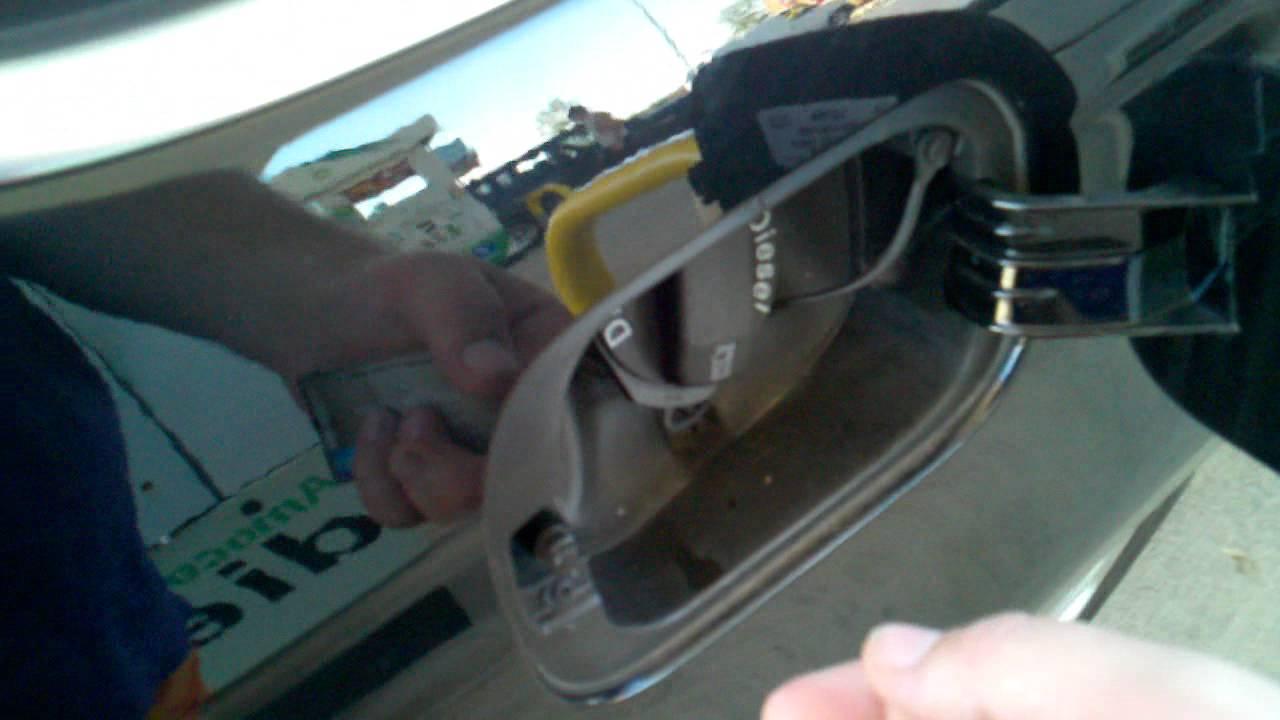 2017 jetta fuel door release