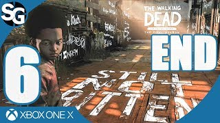 The Walking Dead: The Final Season Episode 4 ENDING Alternative Walkthrough Gameplay | Part 6