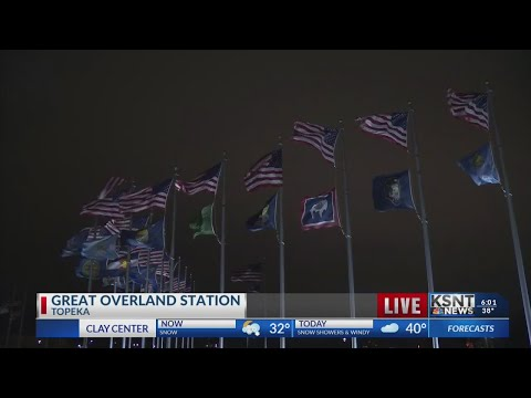 Strong Winds Gusting In Topeka