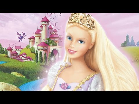 barbie-as-rapunzel:-a-creative-adventure!---videogame-longplay-(2002)-/-no-commentary