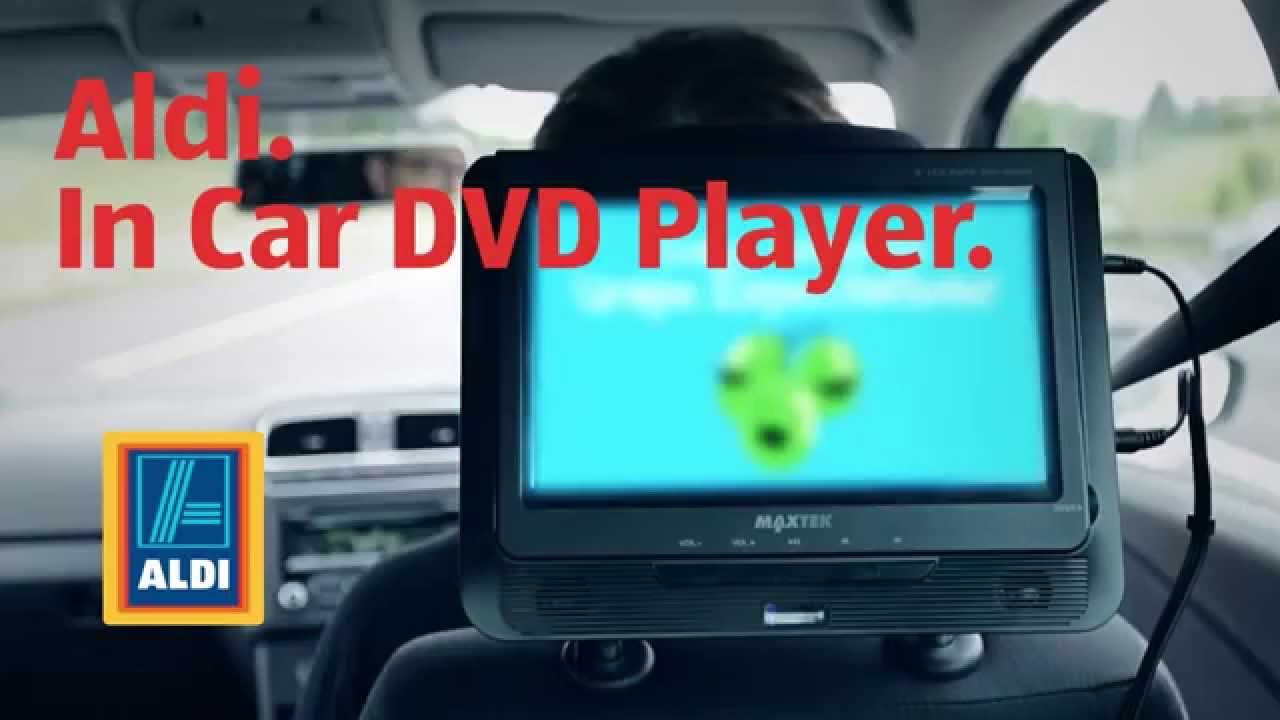 aldi in car dvd player youtube. Black Bedroom Furniture Sets. Home Design Ideas