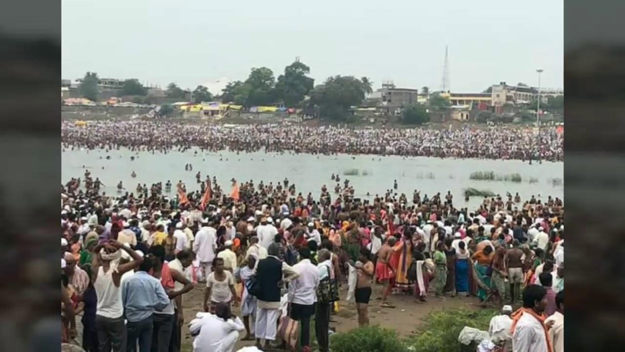 chandrabhagechya tiri ubha mandiri