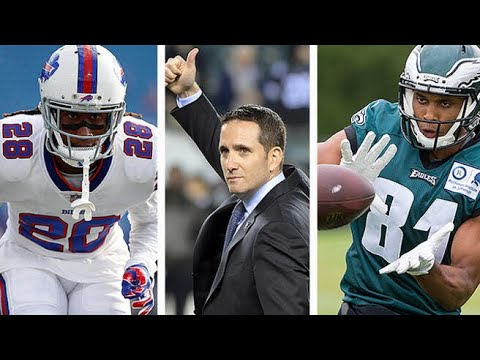 Ron Darby / Jordan Matthews trade aftermath