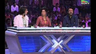 X Factor India - Kalpesh Kharwa