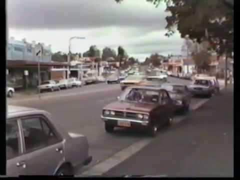 Mittagong And Bowral (Cars)  1982