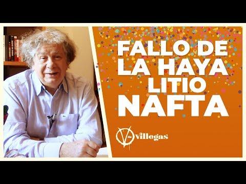 Fallo La Haya, Litio, NAFTA | V de Villegas | E19