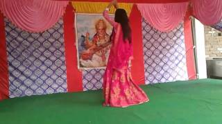 Kyu khanke teri chudi dance video