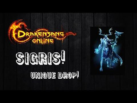 Drakensang Online Farming Marathon #2 : Sigris με unique drop!