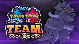 My Pokemon Sword and Shield Team