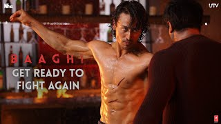 Get Ready To Fight Again| Dialogue Promo | Tiger Shroff & Shraddha Kapoor | Releasing April 29