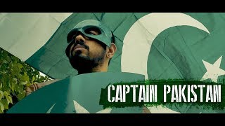 Captain Pakistan | Super Hero | Bekaar Films
