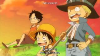 """One Piece - Opening 14 """"Fight Together"""""""