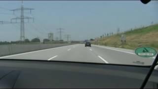 Autobahn - Driving to Stuttgart