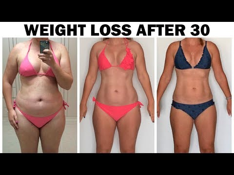 30+ Useful Tips On Weight Loss For Women After 30