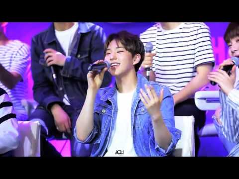 [EDIT] SEVENTEEN 세븐틴 - Love Letter 사랑쪽지 (MWAVE MEET&GREET)