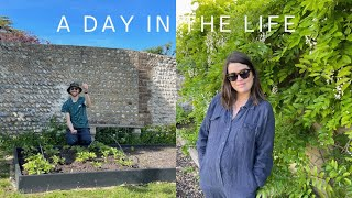 A Day In The Life: The Garden Tour   THE DAILY EDIT   The Anna Edit