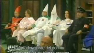 Quit the Klan p4 - Jerry Springer
